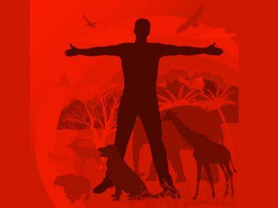 Uomo Animale Ambiente