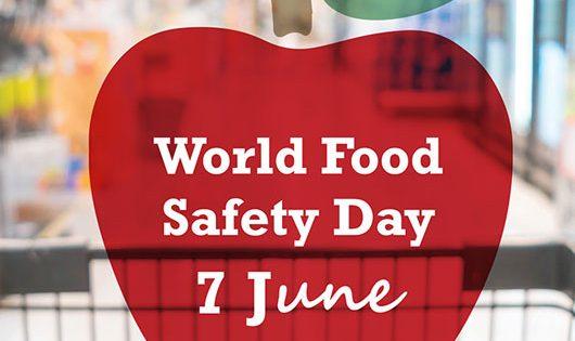 Giornata mondiale sicurezza sanitaria degli alimenti